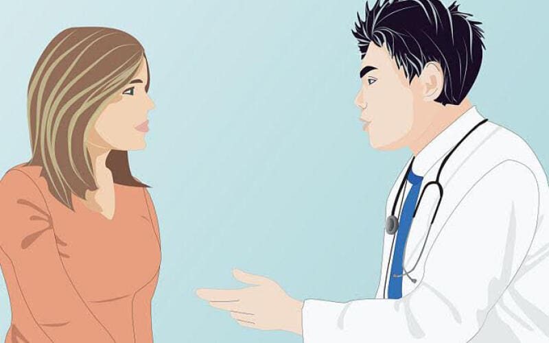 doctor patient animation
