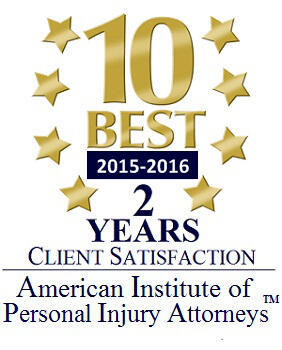 10 best 2015-2016 client satisfaction american institute of personal injury attorneys