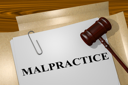 Physicians history of malpractice