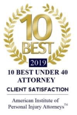 A. Wray Fitch, IV, Esquire Nominated and Accepted as a 2019 AIOPIA'S 10 Best in Maryland For Client Satisfaction